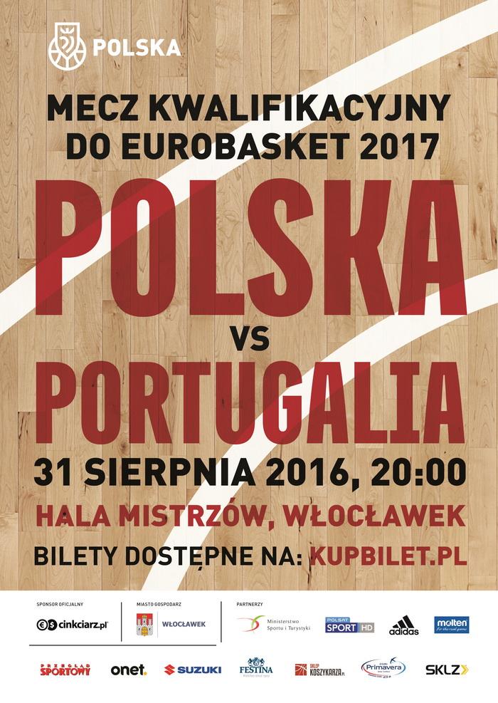 ce60d4bc8 Kadra rozpoczyna kwalifikacje do EuroBasketu. Portugalia pierwszym ...