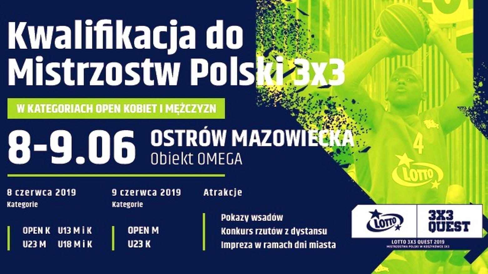 a0db0b71 LOTTO 3x3 QUEST w Ostrowi Mazowieckiej!